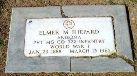 SHEPARD, ELMER MARVIN - Maricopa County, Arizona   ELMER MARVIN SHEPARD - Arizona Gravestone Photos