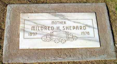 SHEPARD, MILDRED HATTIE - Maricopa County, Arizona | MILDRED HATTIE SHEPARD - Arizona Gravestone Photos