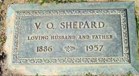 SHEPARD, VANNIE ODONIA - Maricopa County, Arizona | VANNIE ODONIA SHEPARD - Arizona Gravestone Photos