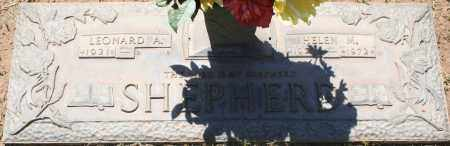 SHEPHERD, HELEN M. - Maricopa County, Arizona   HELEN M. SHEPHERD - Arizona Gravestone Photos