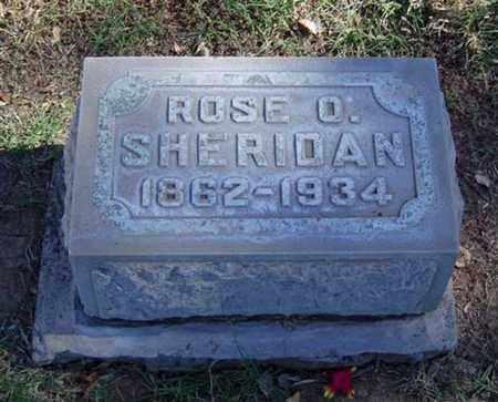 SHERIDAN, ROSELLA OLIVE - Maricopa County, Arizona | ROSELLA OLIVE SHERIDAN - Arizona Gravestone Photos