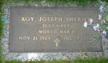 SHERIFF, ROY JOSEPH - Maricopa County, Arizona | ROY JOSEPH SHERIFF - Arizona Gravestone Photos