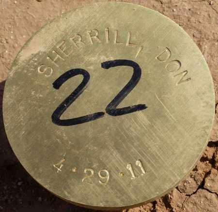 SHERRILL, DON - Maricopa County, Arizona | DON SHERRILL - Arizona Gravestone Photos
