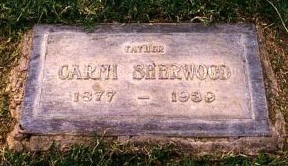 SHERWOOD, CARMI - Maricopa County, Arizona | CARMI SHERWOOD - Arizona Gravestone Photos
