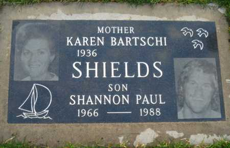 SHIELDS, KAREN - Maricopa County, Arizona | KAREN SHIELDS - Arizona Gravestone Photos