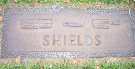 SHIELDS, MALCOLM E. - Maricopa County, Arizona | MALCOLM E. SHIELDS - Arizona Gravestone Photos