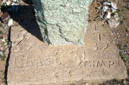 SHIMP, CHARLES EDWARD - Maricopa County, Arizona   CHARLES EDWARD SHIMP - Arizona Gravestone Photos