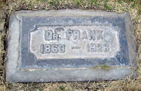 SHIRLEY, FRANK - Maricopa County, Arizona   FRANK SHIRLEY - Arizona Gravestone Photos