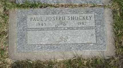 JOSEPH SHOCKEY, PAUL - Maricopa County, Arizona | PAUL JOSEPH SHOCKEY - Arizona Gravestone Photos