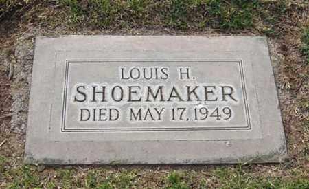 SHOEMAKER, LOUIS H. - Maricopa County, Arizona   LOUIS H. SHOEMAKER - Arizona Gravestone Photos