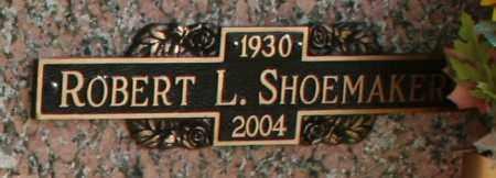 SHOEMAKER, ROBERT L - Maricopa County, Arizona | ROBERT L SHOEMAKER - Arizona Gravestone Photos