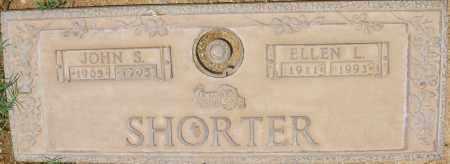 SHORTER, JOHN S. - Maricopa County, Arizona | JOHN S. SHORTER - Arizona Gravestone Photos