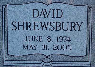 SHREWSBURY, DAVID - Maricopa County, Arizona | DAVID SHREWSBURY - Arizona Gravestone Photos