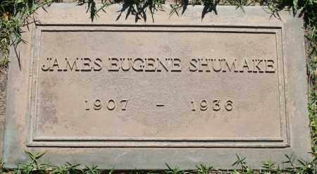 SHUMAKE, JAMES EUGENE - Maricopa County, Arizona   JAMES EUGENE SHUMAKE - Arizona Gravestone Photos