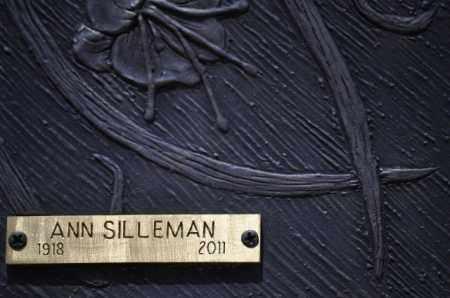SILLEMAN, ANN - Maricopa County, Arizona | ANN SILLEMAN - Arizona Gravestone Photos