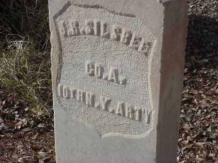 SILSBEE, JOHN R - Maricopa County, Arizona | JOHN R SILSBEE - Arizona Gravestone Photos