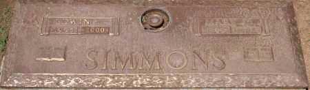 SIMMONS, MARY M. - Maricopa County, Arizona | MARY M. SIMMONS - Arizona Gravestone Photos