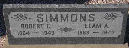 SIMMONS, ROBERT C. - Maricopa County, Arizona | ROBERT C. SIMMONS - Arizona Gravestone Photos