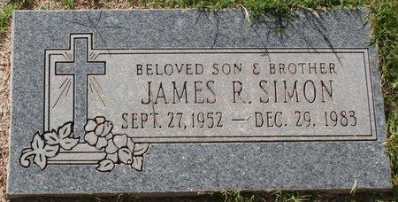 SIMON, JAMES R - Maricopa County, Arizona | JAMES R SIMON - Arizona Gravestone Photos