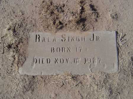 SINGH, RALA, JR - Maricopa County, Arizona | RALA, JR SINGH - Arizona Gravestone Photos