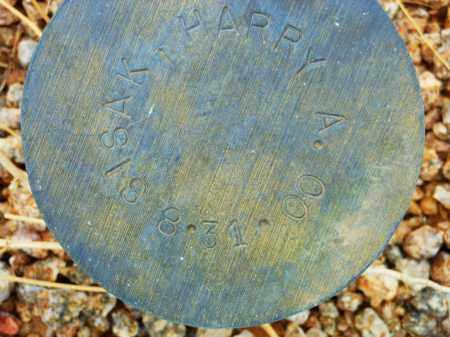 SISAK, HARRY A. - Maricopa County, Arizona | HARRY A. SISAK - Arizona Gravestone Photos