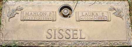 SISSEL, MAHLON F. - Maricopa County, Arizona | MAHLON F. SISSEL - Arizona Gravestone Photos