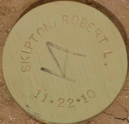 SKIPTON, ROBERT L. - Maricopa County, Arizona   ROBERT L. SKIPTON - Arizona Gravestone Photos