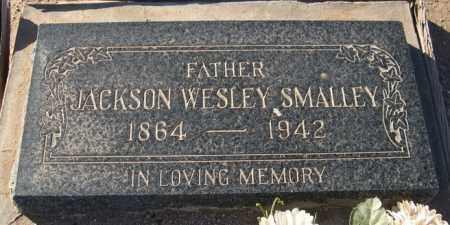 SMALLEY, JACKSON WESLEY - Maricopa County, Arizona   JACKSON WESLEY SMALLEY - Arizona Gravestone Photos