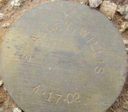 SMALLEY, WILLIS - Maricopa County, Arizona | WILLIS SMALLEY - Arizona Gravestone Photos