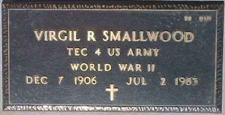 SMALLWOOD, VIRGIL R. - Maricopa County, Arizona | VIRGIL R. SMALLWOOD - Arizona Gravestone Photos