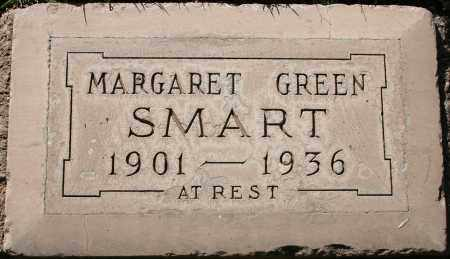 GREEN SMART, MARGARET - Maricopa County, Arizona | MARGARET GREEN SMART - Arizona Gravestone Photos