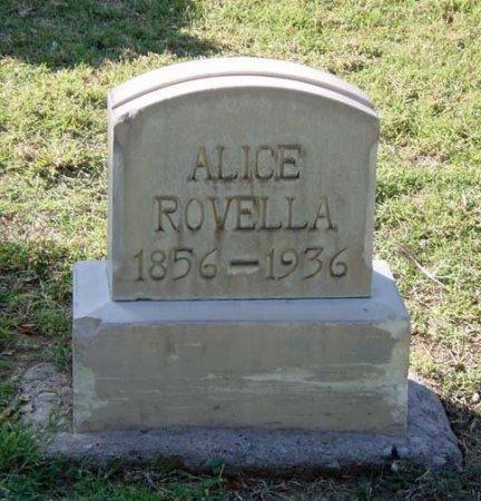 SMITH, ALICE ROVELLA - Maricopa County, Arizona   ALICE ROVELLA SMITH - Arizona Gravestone Photos
