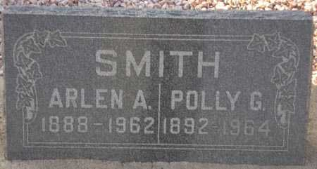 SMITH, ARLEN A. - Maricopa County, Arizona | ARLEN A. SMITH - Arizona Gravestone Photos