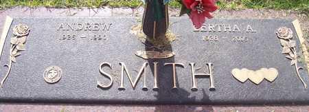 SMITH, ANDREW - Maricopa County, Arizona   ANDREW SMITH - Arizona Gravestone Photos