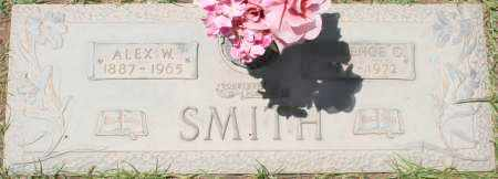 SMITH, FLORENCE G. - Maricopa County, Arizona | FLORENCE G. SMITH - Arizona Gravestone Photos