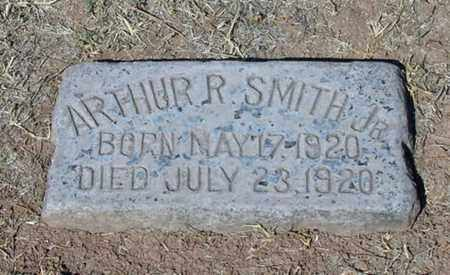 SMITH, ARTHUR R, JR - Maricopa County, Arizona   ARTHUR R, JR SMITH - Arizona Gravestone Photos