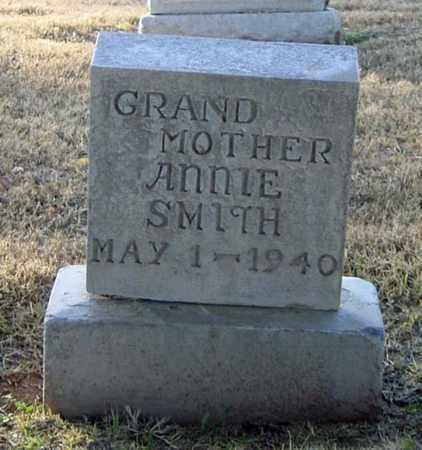 SMITH, ANNIE - Maricopa County, Arizona | ANNIE SMITH - Arizona Gravestone Photos
