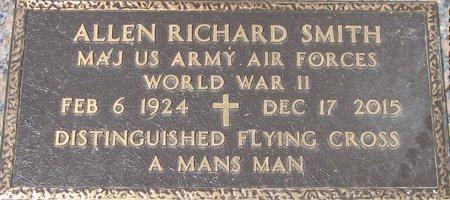 SMITH, ALLEN RICHARD - Maricopa County, Arizona | ALLEN RICHARD SMITH - Arizona Gravestone Photos