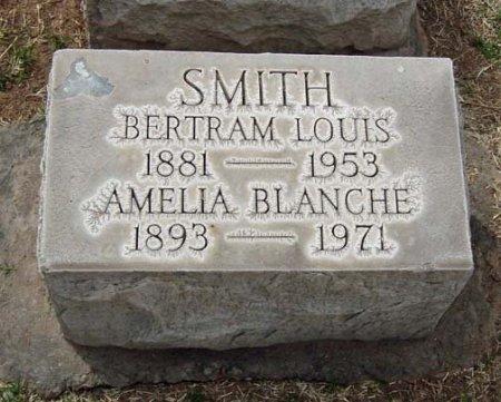 SMITH, BERTRAM LOUIS - Maricopa County, Arizona   BERTRAM LOUIS SMITH - Arizona Gravestone Photos