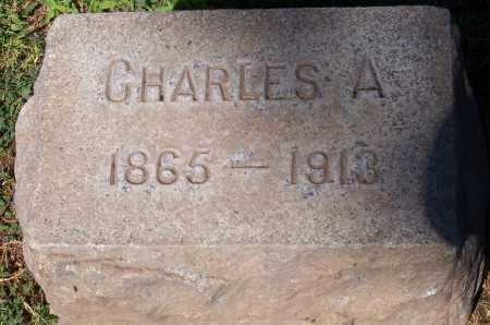 SMITH, CHARLES A. - Maricopa County, Arizona   CHARLES A. SMITH - Arizona Gravestone Photos