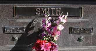SMITH, ANNA G - Maricopa County, Arizona | ANNA G SMITH - Arizona Gravestone Photos