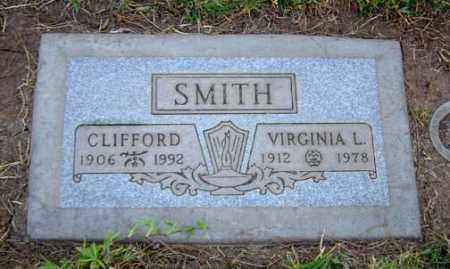 SMITH, CLIFFORD - Maricopa County, Arizona | CLIFFORD SMITH - Arizona Gravestone Photos