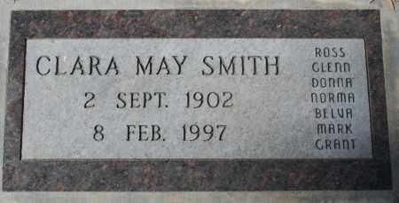 SMITH, CLARA MAY - Maricopa County, Arizona | CLARA MAY SMITH - Arizona Gravestone Photos