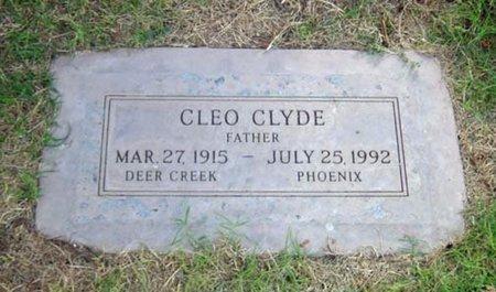 SMITH, CLEO CLYDE - Maricopa County, Arizona | CLEO CLYDE SMITH - Arizona Gravestone Photos