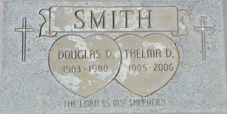SMITH, THELMA D - Maricopa County, Arizona | THELMA D SMITH - Arizona Gravestone Photos