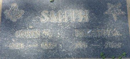 SMITH, DOROTHY A - Maricopa County, Arizona | DOROTHY A SMITH - Arizona Gravestone Photos
