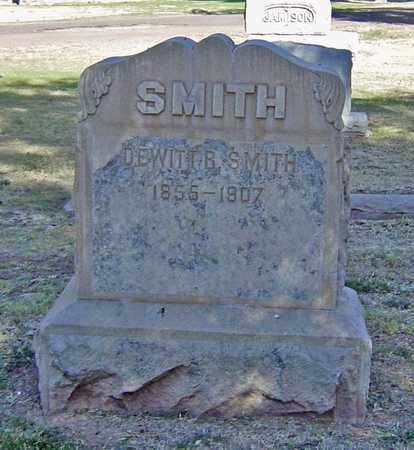 SMITH, DEWITT RAMSEY - Maricopa County, Arizona | DEWITT RAMSEY SMITH - Arizona Gravestone Photos