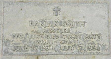 SMITH, EARL K - Maricopa County, Arizona   EARL K SMITH - Arizona Gravestone Photos