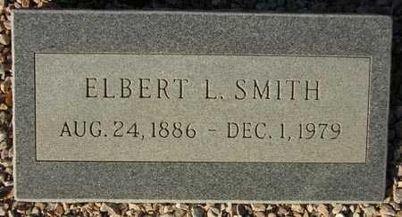 SMITH, ELBERT L. - Maricopa County, Arizona   ELBERT L. SMITH - Arizona Gravestone Photos