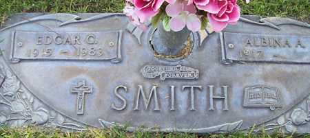 SMITH, ALBINA A. - Maricopa County, Arizona | ALBINA A. SMITH - Arizona Gravestone Photos